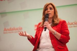 Embarazo Susana Díaz