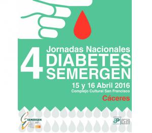 IV Jornadas Nacionales Diabetes SEMERGEN