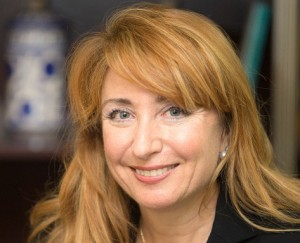 Presidenta de ICOMV Mercedes Hurtado