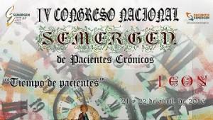 IV Congreso Nacional de SEMERGEN de Paciente Crónicos