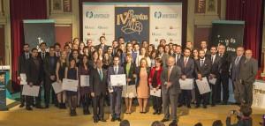 Premios MIR 2016 Familia