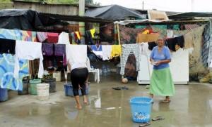 refugio terremoto Ecuador