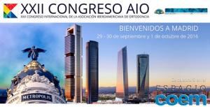 XXII Congreso Internacional de Asociación Iberoamericana Ortodoncistas