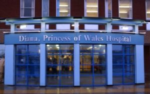 Diana, Princess of Wales Hospital