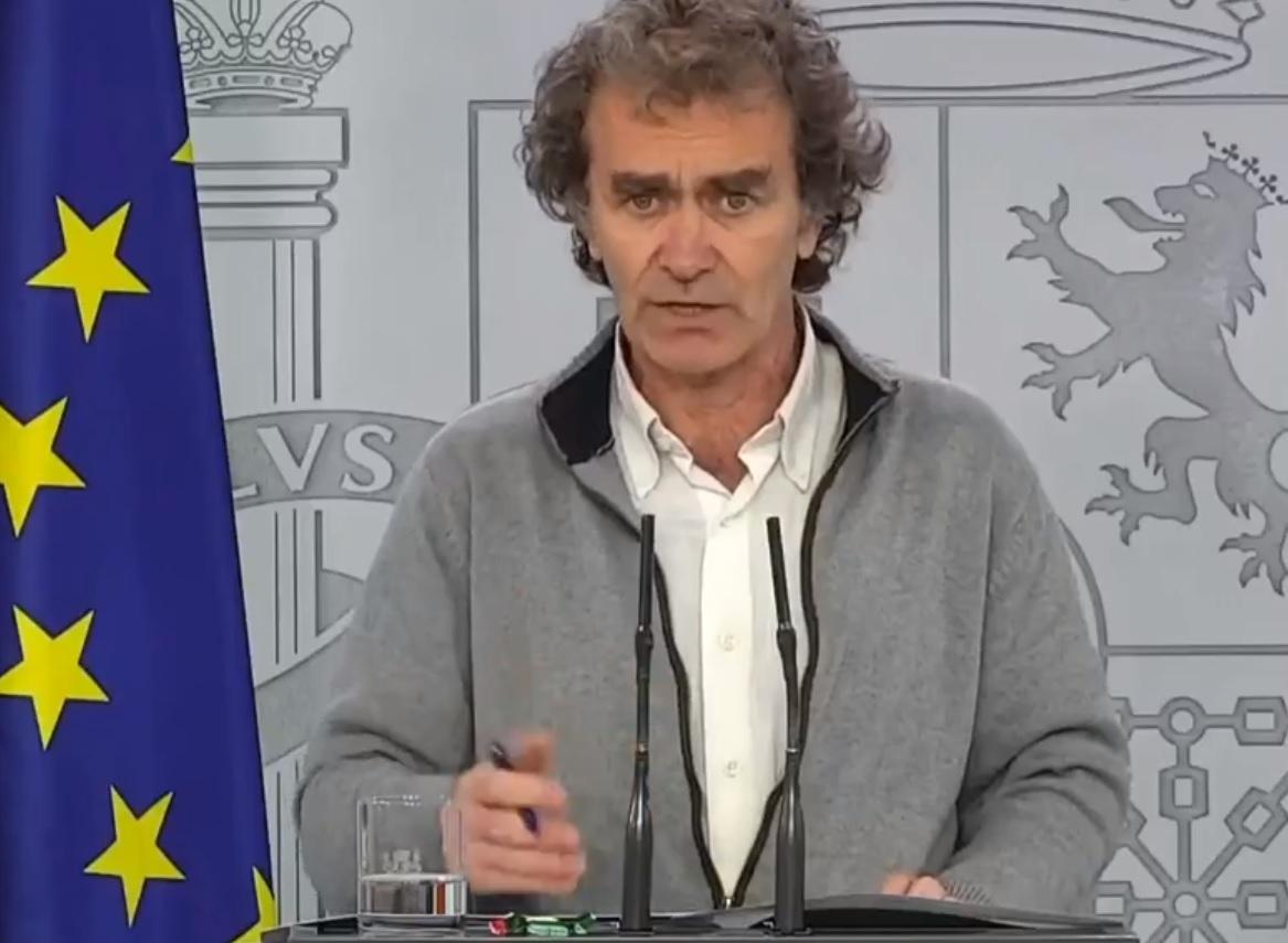 España vuelve a superar las 200 muertes diarias por coronavirus