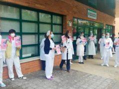 Huelga medicos