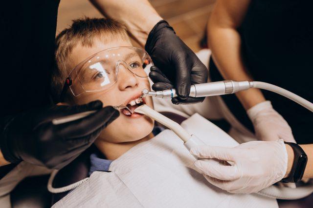 revisión dentista