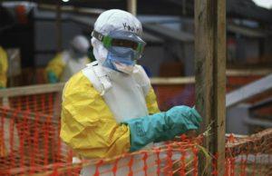 nuevo brote de ébola